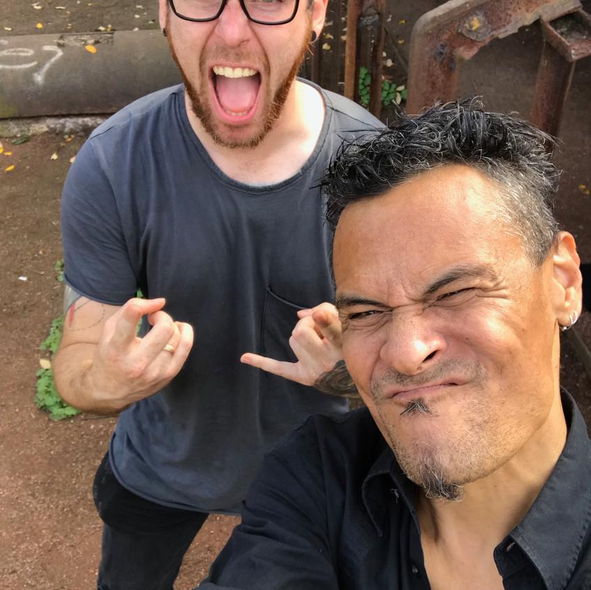 Richard and Mirko