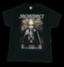 Sacrosanct-Recesss For The Depraved-Front