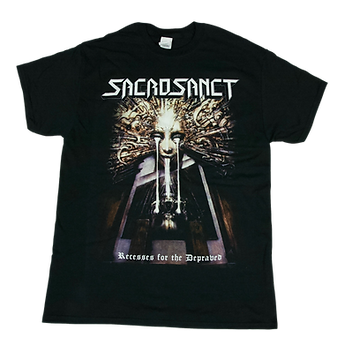 Sacrosanct-Recesss For The Depraved-Front