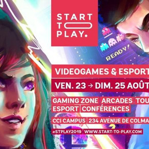Le Start to Play, esport et gaming à Strasbourg