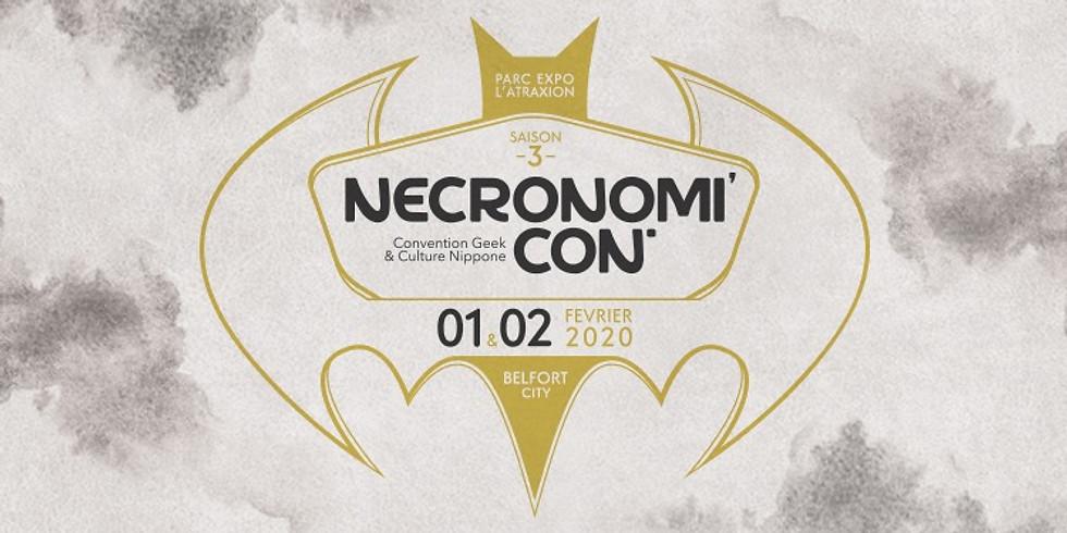 NECRONOMICON BELFORT