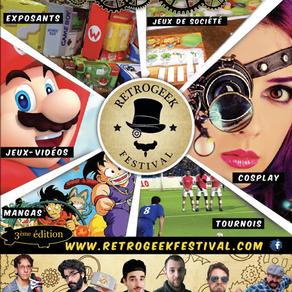 Le Retrogeek Festival de Vesoul (70)