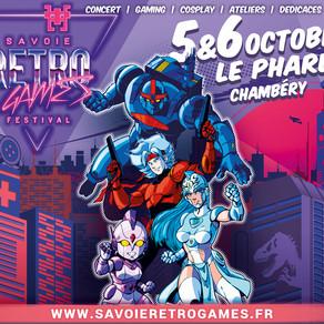 Le Savoie Retro Games de Chambéry