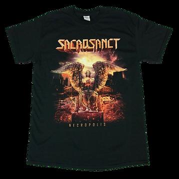 Sacrosanct-Necropolis-T-Shirt-Front