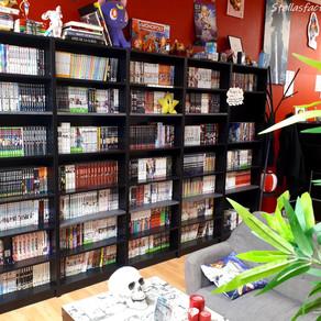 Le Kissa Sanctuary, manga café à Belfort !