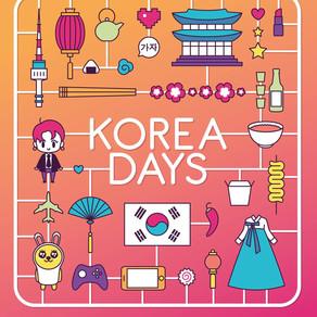 Les Korea Days, à la découverte de la culture coréenne !