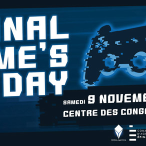 Epinal Game's Day