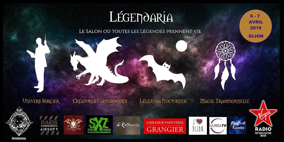 Legendaria Dijon