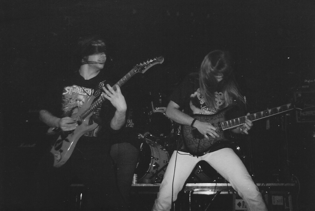 Sacrosanct-Gerrit Randy_Live 1992