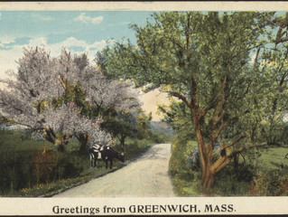 Greenwich, Town Lost to a Dam