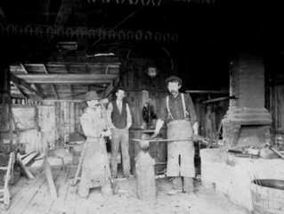Murder at the Blacksmith Shop