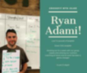 Crossfit Mtn islnd Progress Report Ryan