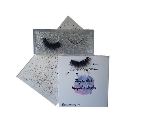 They're Real - Magnetic Lashes