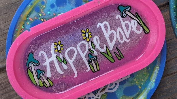 Hippie Babe Stash Tray
