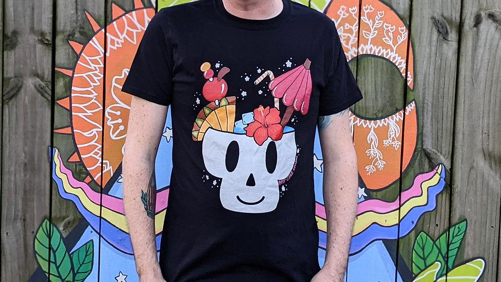 Tiki Skull Shirt