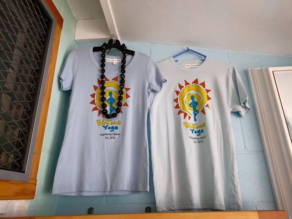 Hikina Yoga T-Shirt