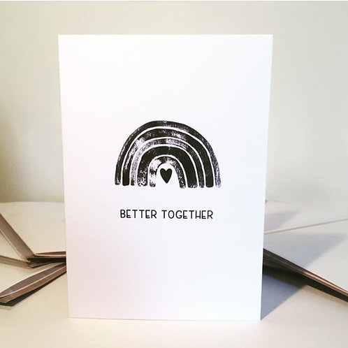 'Better Together' Gift Card