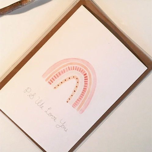 'P.S. We Love You' Gift Card