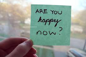 Does it Make You Happy?