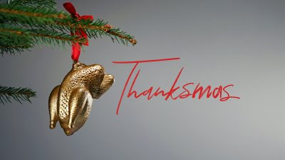 Thanksgiving, Christmas, the virus and the Space in Between
