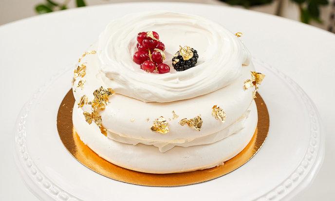 Tort de Bezea cu Foita de Aur