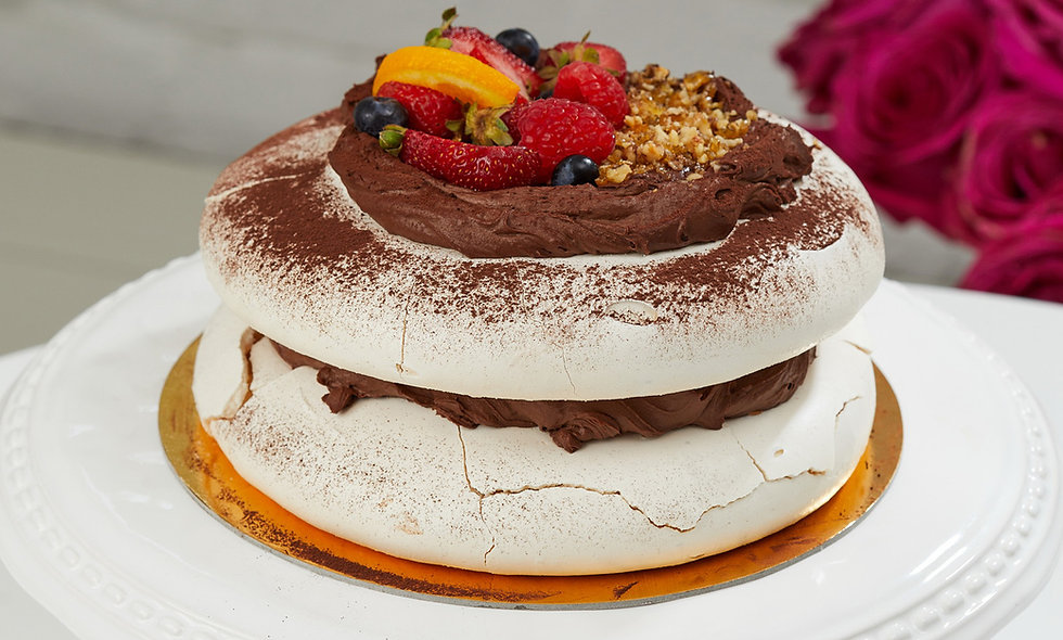 Tort de Bezea Ciocolata