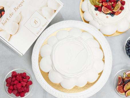 Trimite un tort de bezea oriunde in tara