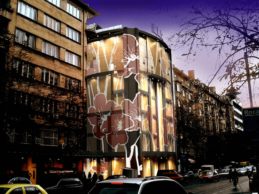 Concept and pre-opening for a 4-star boutique hotel in Sofia, Bulgaria