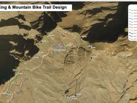 Master planning Jebel Jais mountains