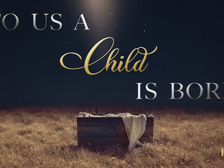 He shall be called... Everlasting Father