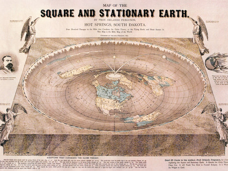 On Flat Earth and Disability