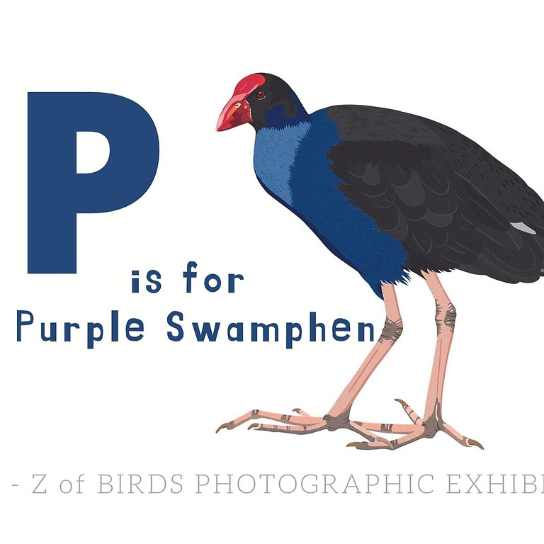 The A - Z of Birds Photographic Exhibition