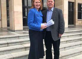 Campaign Update - Petition lodged at Parliament House