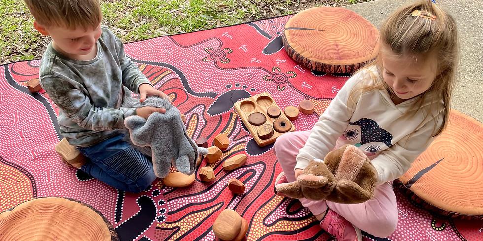 Nature Playgroup (Thursdays)