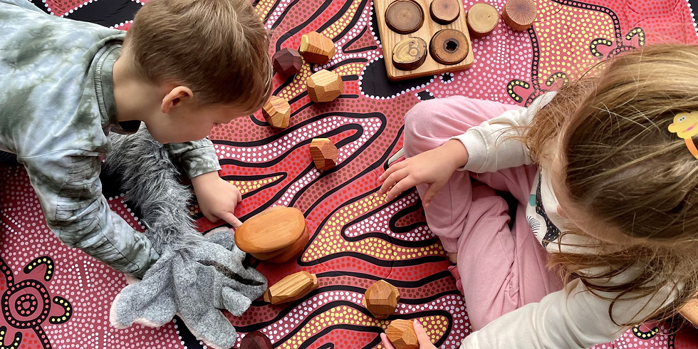 Nature Playgroup Term 4 Pass (Tue or Thu)
