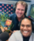 Mark and Marissa ABC Radio Interview Apr