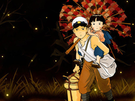 'Grave of the Fireflies' will get you all teary-eyed and make you love your sibling a little extra!
