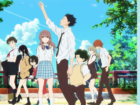 14 Heartfelt Moments From 'A Silent Voice: The Movie'