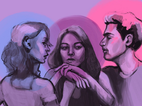 THE MYTHS REVOLVING BISEXUALITY ARE FAR FROM REALITY!