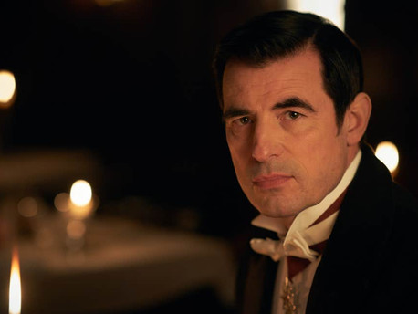 CLAES BANG AS COUNT DRACULA WILL GET YOU ALL SMITTEN!