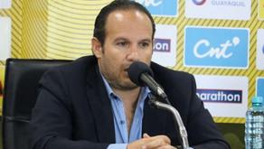 DESTITUYEN AL PRESIDENTE DE LA FEDERACIÓN ECUATORIANA DE FOOTBOL