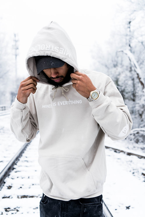 Maple/White Miestrology Hoodie