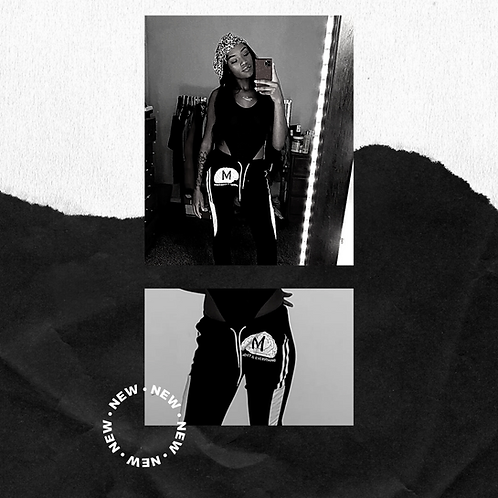 Miestrology 1.0 Track Pants (Black)