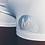 Thumbnail: Biker Shorts 1.0 (White) x Metallic Print