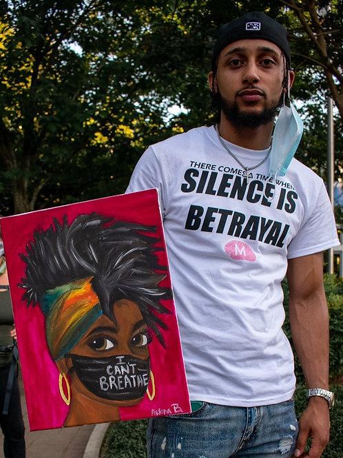 Silence is Betrayal Tee