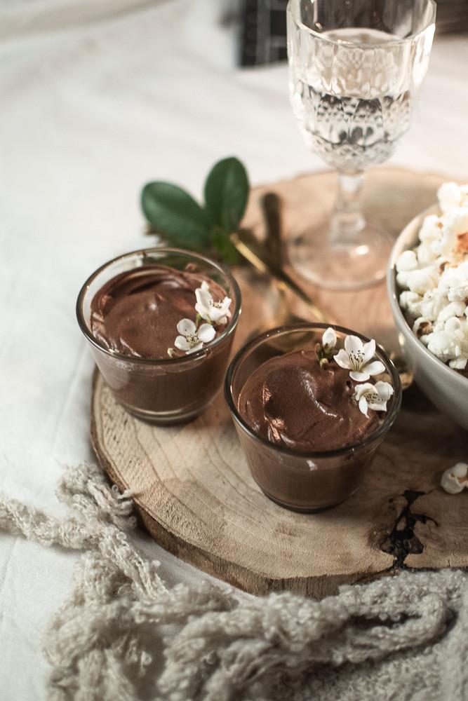 מוס השוקולד מהיר ביקום מ-2 מרכיבים בלבד! | טה-דה! בלוג