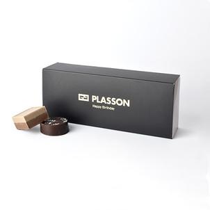 Plasson branded luxury case