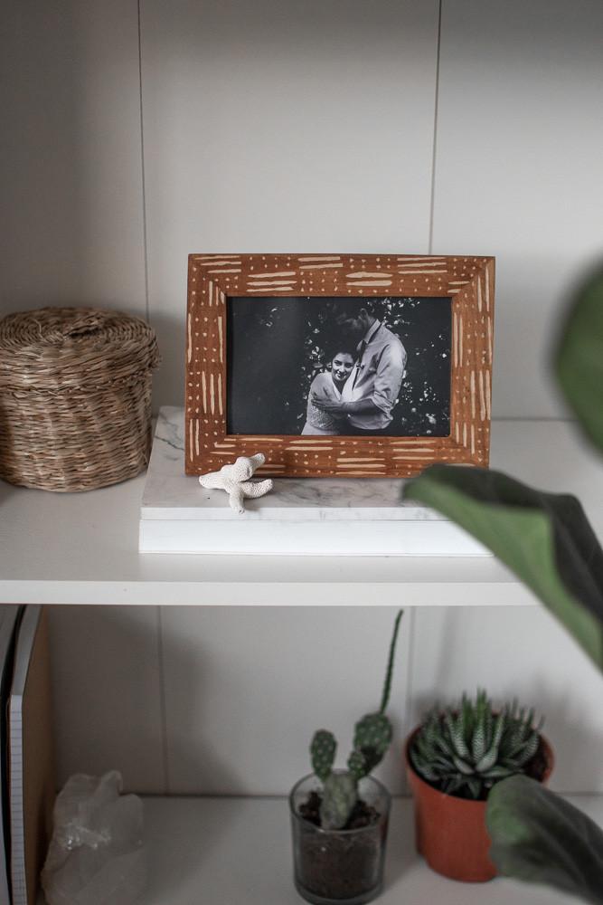 טה-דה! בלוג -מסגרת תמונה בוהו שיק