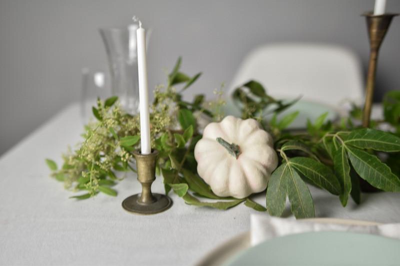 איך לעצב שולחן חג במינימום תקציב   טה-דה! בלוג