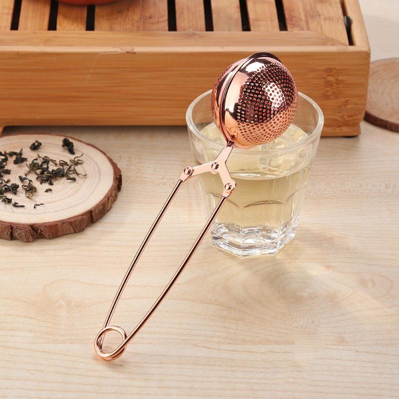 יום הרווקים הסיני - מסננת תה מוזהבת מאליאקספרס